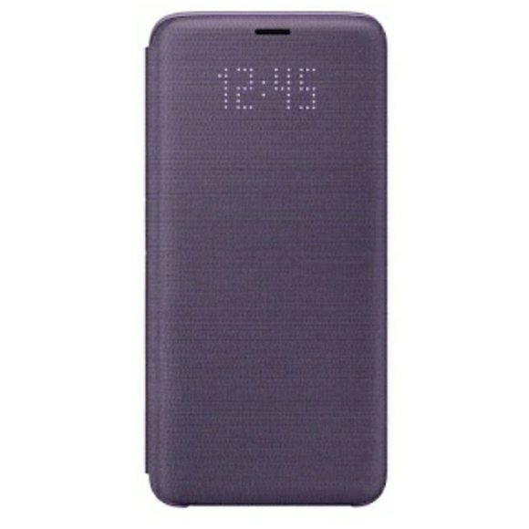 new arrival 5a0c5 c661d Official OEM Samsung Galaxy S9+ LED View Wallet Co